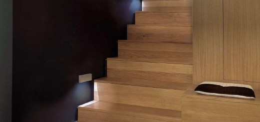 oswietlenie led schodowe
